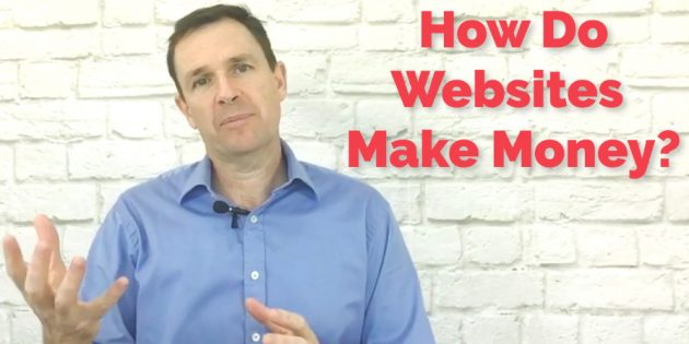 How Do Websites Make Money