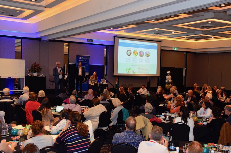 Gary Clements at Affiliate marketing Conference