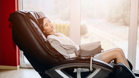 How to relax and be productive working from home