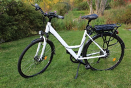 Outdoor Exercise with an Electric Bike